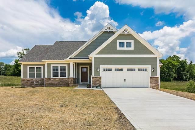 410 Buena Vista Drive, Johnstown, OH 43031 (MLS #220025349) :: The KJ Ledford Group