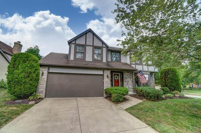 178 Sassafras Way, Westerville, OH 43081 (MLS #220025400) :: The Jeff and Neal Team | Nth Degree Realty