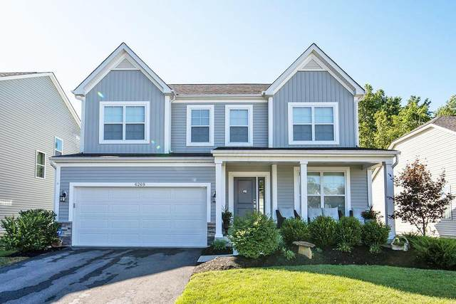 6269 Upper Albany Crossing Drive, Westerville, OH 43081 (MLS #220025436) :: Core Ohio Realty Advisors