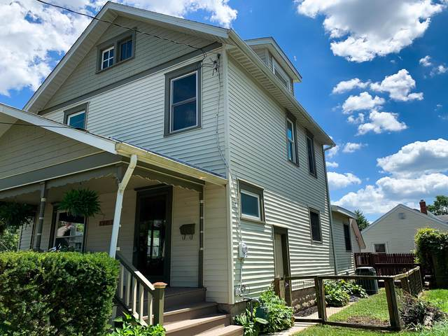 917 E Church Street, Marion, OH 43302 (MLS #220025474) :: The Holden Agency