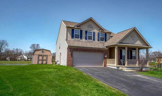 3687 Lydias Court, Grove City, OH 43123 (MLS #220025491) :: The Jeff and Neal Team | Nth Degree Realty