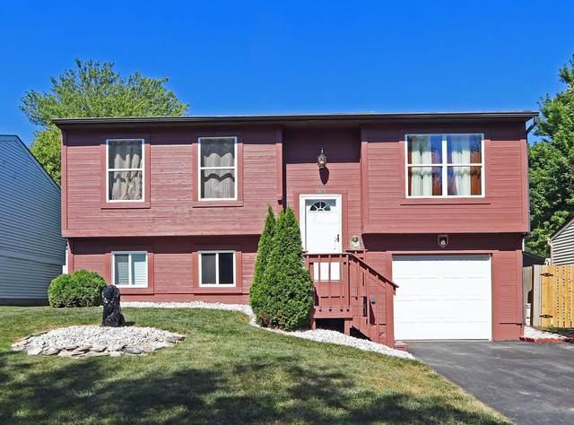 7675 Garrison Drive #186, Worthington, OH 43085 (MLS #220025498) :: Sam Miller Team