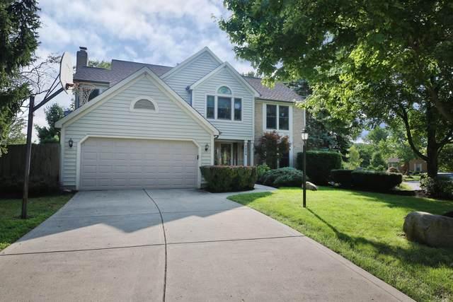 2224 Cloverdale Court, Columbus, OH 43235 (MLS #220025535) :: Core Ohio Realty Advisors