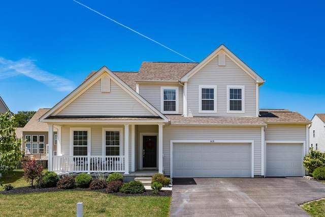 1431 Horizon Drive, Marysville, OH 43040 (MLS #220025547) :: Susanne Casey & Associates