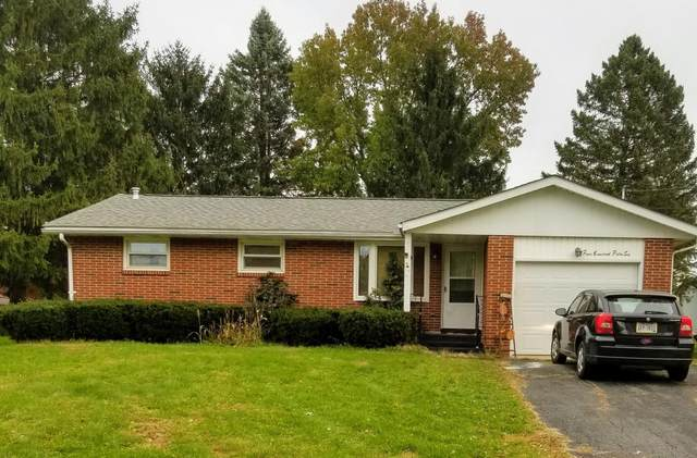 456 Dogwood Lane, Mount Gilead, OH 43338 (MLS #220025563) :: The Holden Agency