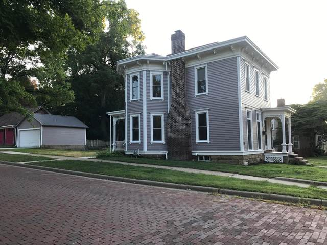 201 E Vine Street, Mount Vernon, OH 43050 (MLS #220025607) :: The Holden Agency