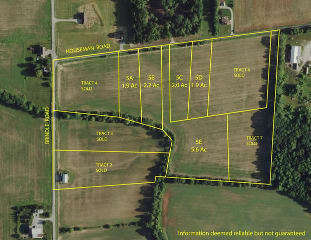 0 Houseman Road Tract 5D, Ostrander, OH 43061 (MLS #220025614) :: RE/MAX ONE