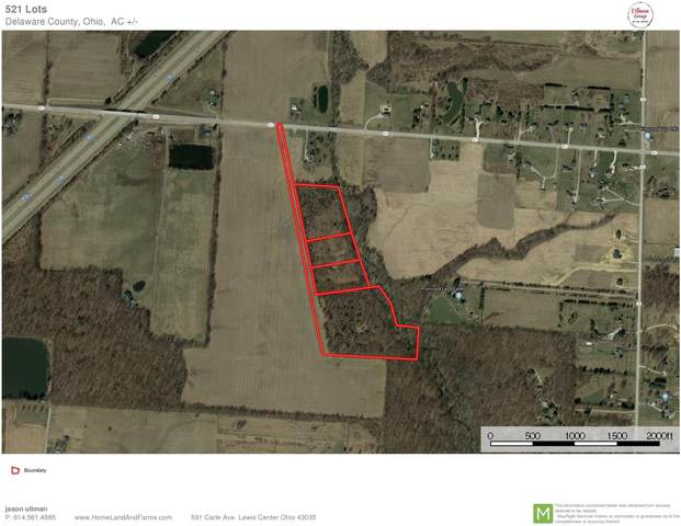 0 State Route 521, Sunbury, OH 43074 (MLS #220025625) :: MORE Ohio
