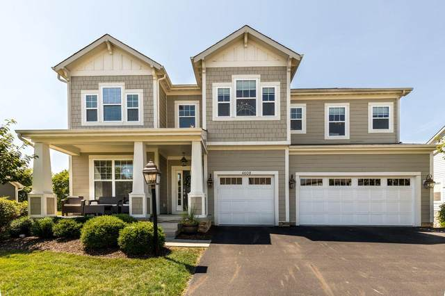 4608 Royal Birkdale Drive, Westerville, OH 43082 (MLS #220025629) :: The Clark Group @ ERA Real Solutions Realty