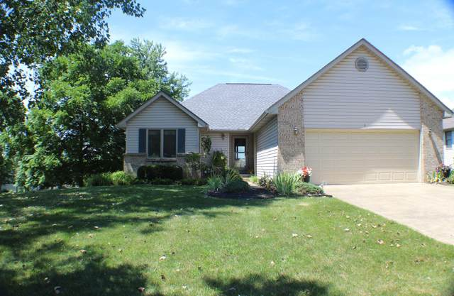 1 Brook Run Court, Mount Vernon, OH 43050 (MLS #220025675) :: The Holden Agency