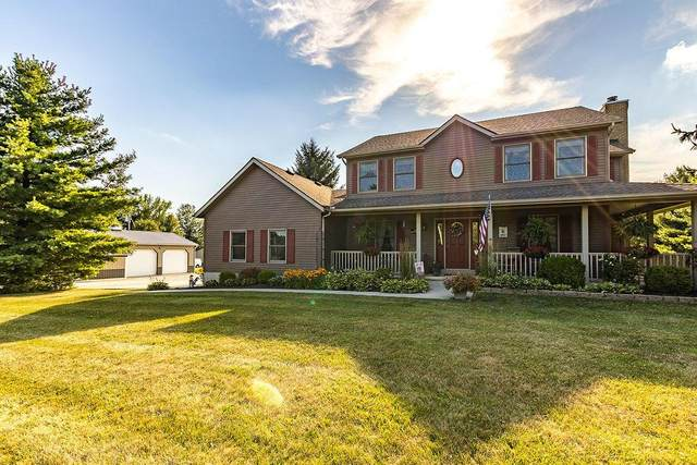 8925 Clover Valley Road, Johnstown, OH 43031 (MLS #220025682) :: The KJ Ledford Group