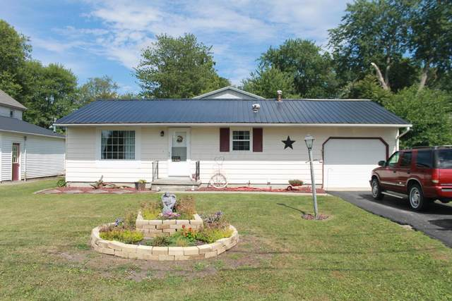 528 Kilbury Road, Marion, OH 43302 (MLS #220025709) :: The Holden Agency
