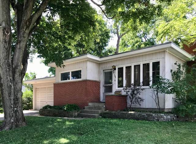103 Brown Street, Mount Vernon, OH 43050 (MLS #220025716) :: The Holden Agency