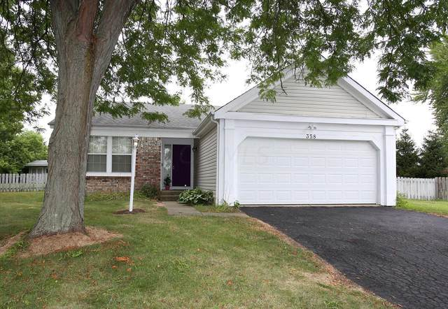 358 Greenwold Court, Columbus, OH 43235 (MLS #220025722) :: MORE Ohio