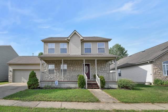 6590 Marissa Street, Canal Winchester, OH 43110 (MLS #220025729) :: Susanne Casey & Associates