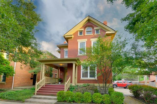 357 W 3rd Avenue, Columbus, OH 43201 (MLS #220025769) :: 3 Degrees Realty