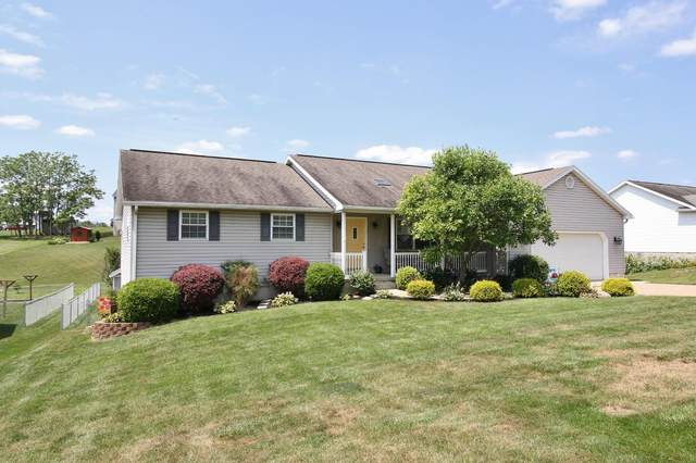 5065 Northcrest Drive, Nashport, OH 43830 (MLS #220025783) :: The Willcut Group