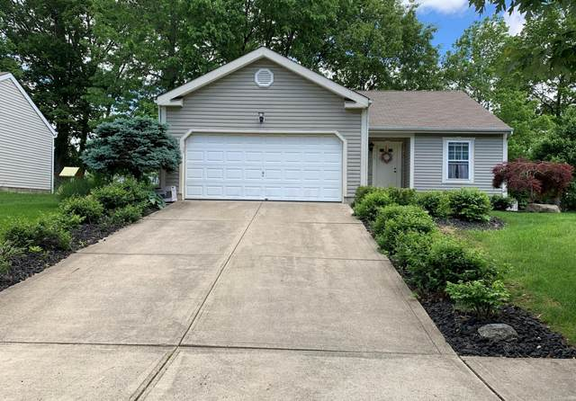 555 Ablemarle Circle, Delaware, OH 43015 (MLS #220025787) :: Sam Miller Team