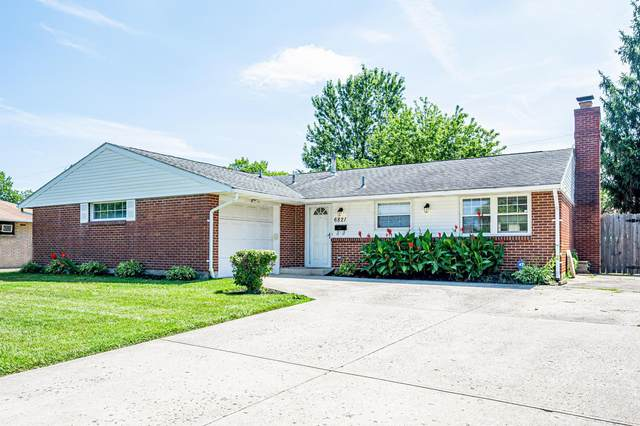 6821 Gilette Drive, Reynoldsburg, OH 43068 (MLS #220025845) :: ERA Real Solutions Realty