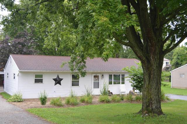 457 Dogwood Lane, Mount Gilead, OH 43338 (MLS #220025850) :: The Holden Agency