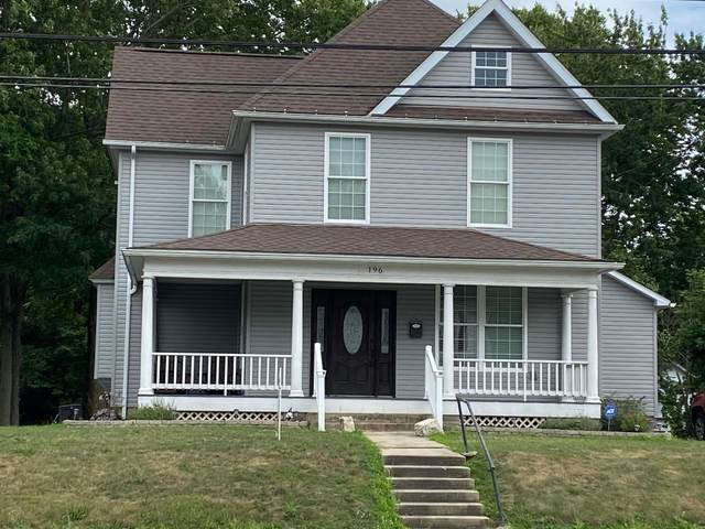 196 W High Street, London, OH 43140 (MLS #220025861) :: Berkshire Hathaway HomeServices Crager Tobin Real Estate