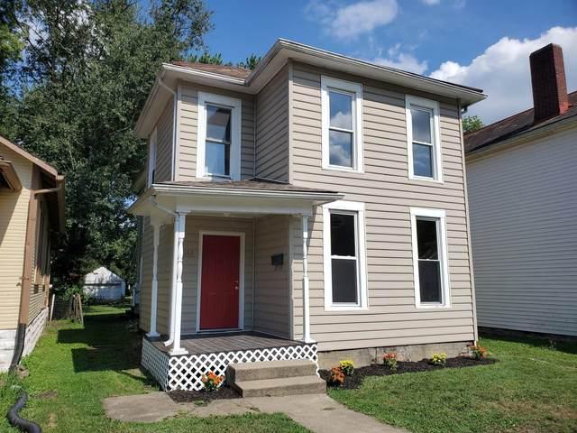 644 Putnam Avenue, Zanesville, OH 43701 (MLS #220025864) :: The Willcut Group