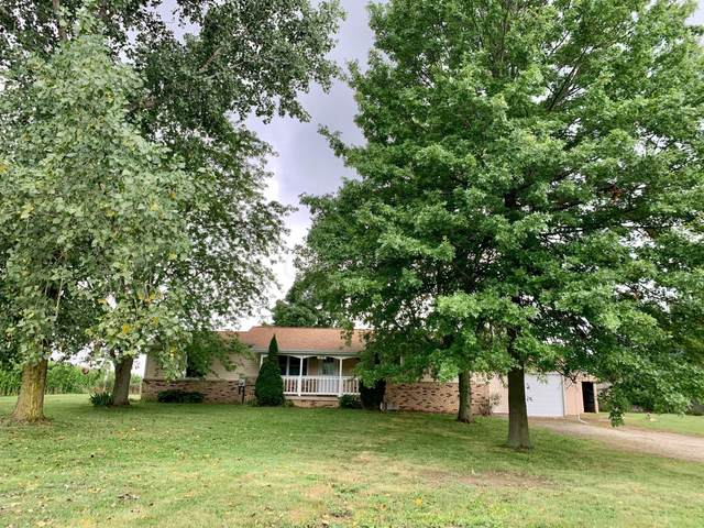 1670 County Road 166, Marengo, OH 43334 (MLS #220025868) :: The Holden Agency