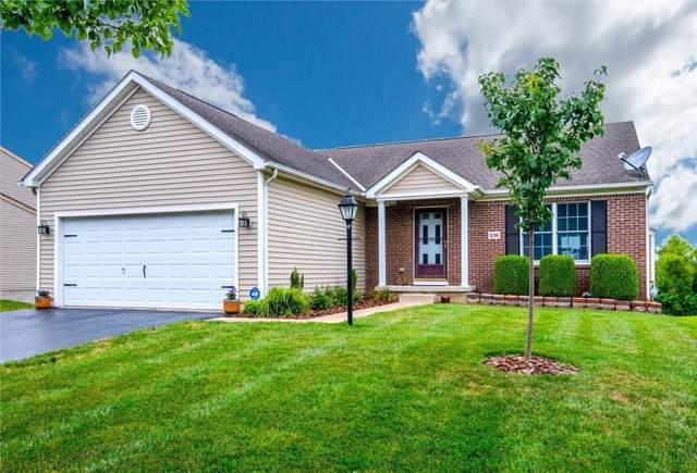 130 Fox Glen Drive W, Pickerington, OH 43147 (MLS #220025889) :: Core Ohio Realty Advisors