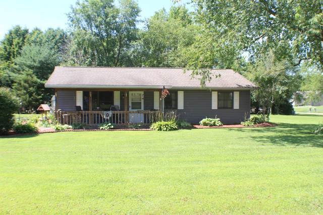 808 Floral Valley Drive E, Howard, OH 43028 (MLS #220025891) :: The Holden Agency