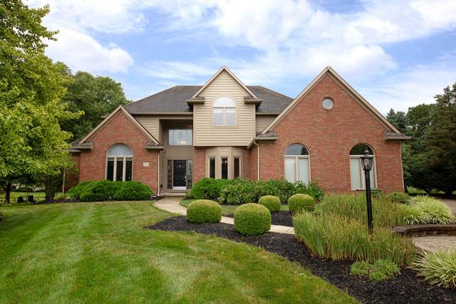 5845 Heron Court, Westerville, OH 43082 (MLS #220025902) :: The Holden Agency