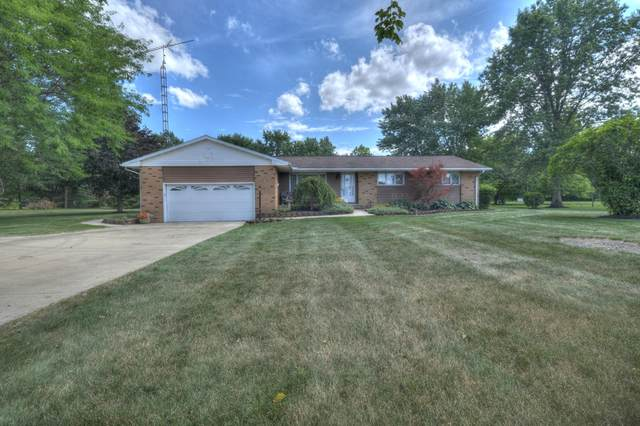 4857 Roberts Road, Caledonia, OH 43314 (MLS #220025903) :: The Holden Agency