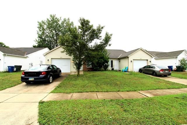 1472 October Ridge Court, Columbus, OH 43223 (MLS #220025924) :: The Willcut Group