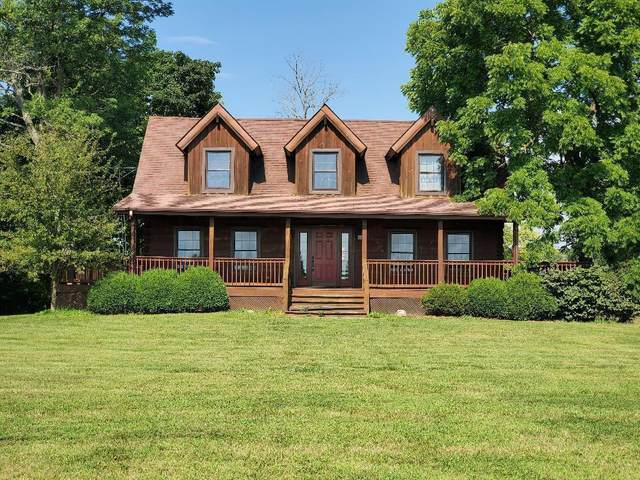 1184 York Road, Greenfield, OH 45123 (MLS #220025925) :: The Willcut Group