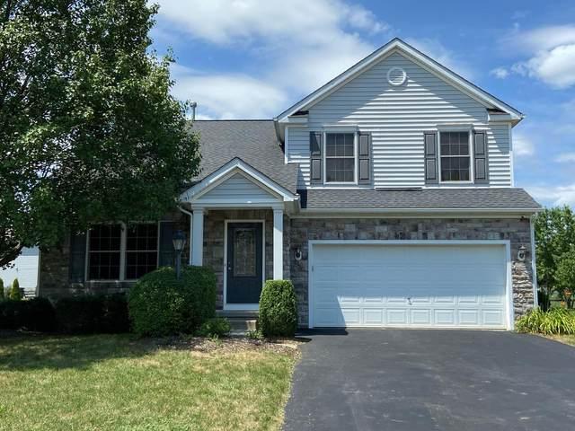 11801 Bridgewater Drive, Pickerington, OH 43147 (MLS #220025934) :: The KJ Ledford Group