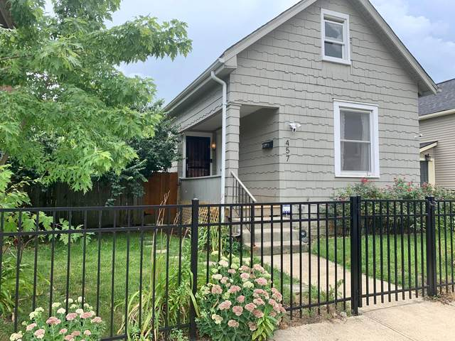 457 Elsmere Street, Columbus, OH 43206 (MLS #220025948) :: The Clark Group @ ERA Real Solutions Realty