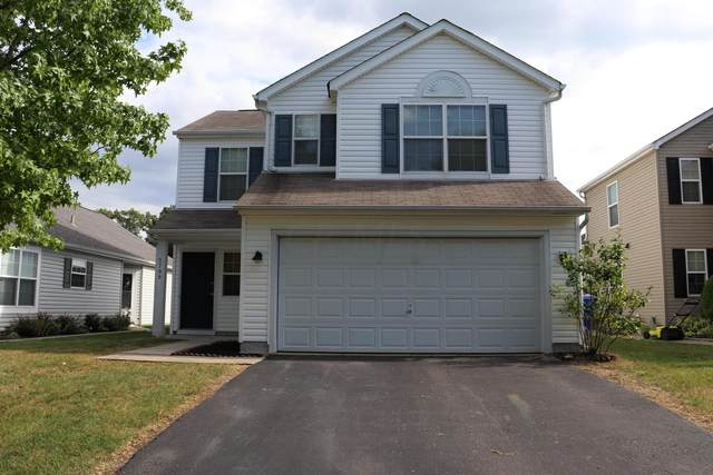 5799 Trailwater Lane, Hilliard, OH 43026 (MLS #220025954) :: The Jeff and Neal Team | Nth Degree Realty