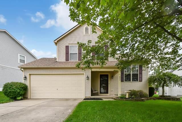 892 Briaro Street, Reynoldsburg, OH 43068 (MLS #220026030) :: Huston Home Team