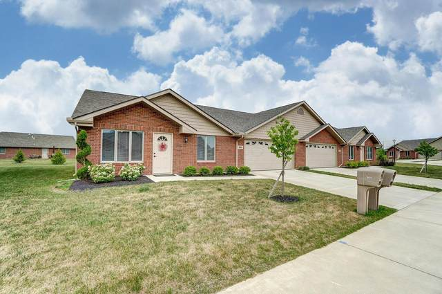 851 Autumn Chase Lane, Marysville, OH 43040 (MLS #220026040) :: The Jeff and Neal Team | Nth Degree Realty