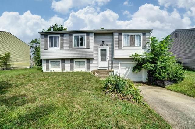 2436 Blue Rock Boulevard, Grove City, OH 43123 (MLS #220026043) :: Core Ohio Realty Advisors