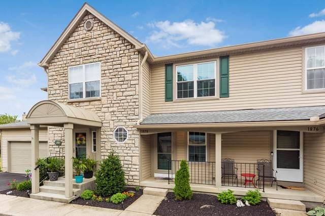 1878 Ridgebury Drive 68B, Hilliard, OH 43026 (MLS #220026064) :: Keller Williams Excel