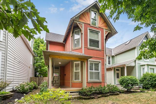 423 W 2nd Avenue, Columbus, OH 43201 (MLS #220026161) :: Keller Williams Excel