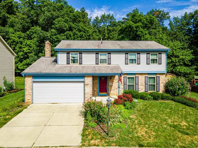 5656 Burntwood Way, Westerville, OH 43081 (MLS #220026179) :: Huston Home Team