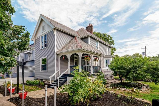 28 Wisconsin Avenue, Columbus, OH 43222 (MLS #220026188) :: The Willcut Group