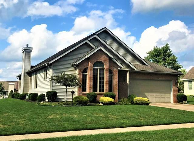 40 Woodlake Trail, Mount Vernon, OH 43050 (MLS #220026194) :: Sam Miller Team