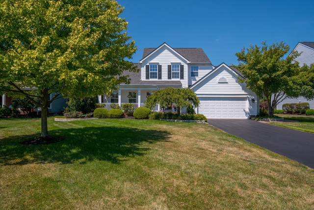 5621 Royal Dublin Drive, Dublin, OH 43016 (MLS #220026238) :: The KJ Ledford Group