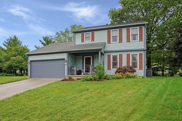 154 Page Court, Delaware, OH 43015 (MLS #220026245) :: The Clark Group @ ERA Real Solutions Realty