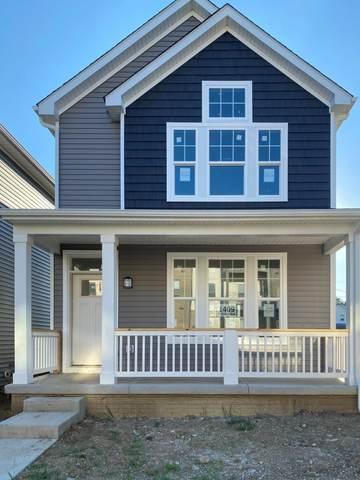 1409 N Grant Avenue, Columbus, OH 43201 (MLS #220026252) :: Signature Real Estate