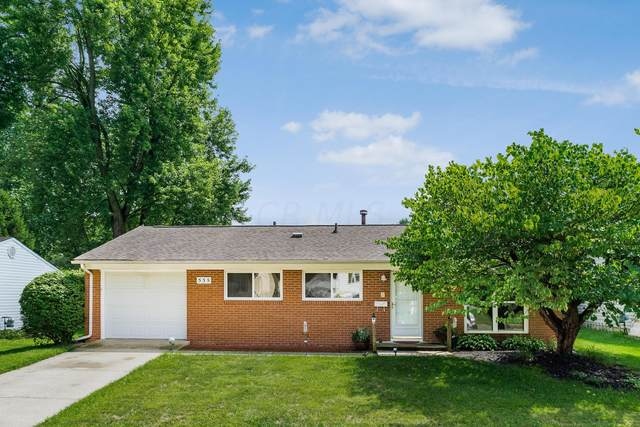 555 King George Avenue, Gahanna, OH 43230 (MLS #220026262) :: Berkshire Hathaway HomeServices Crager Tobin Real Estate