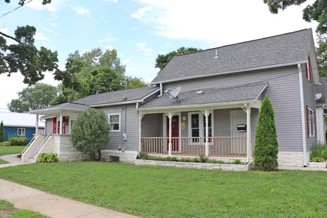 207 S Center Street, Mount Vernon, OH 43050 (MLS #220026266) :: Sam Miller Team