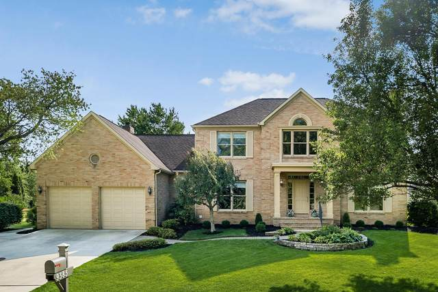 9385 Traceyton Drive, Dublin, OH 43017 (MLS #220026307) :: Berkshire Hathaway HomeServices Crager Tobin Real Estate